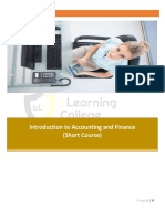 1571229837Unit 1 Introduction to Accounting and Finance