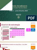 CP Salud CTD coronavirus COVID-19, 29jun20