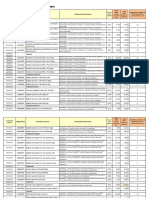 Lista de precios Acuerdo Marco 2018-2019A