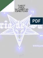 Tarot Para Satanistas Espirituais