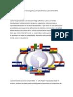 Patricia Ávila Muñoz La tecnología Educativa en América Latina12