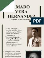 AMADO FERNANDEZ- 21st CENTURY