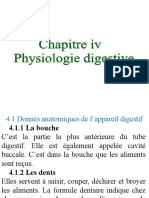 Physiologie digestive 2012-2013