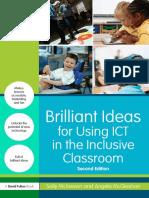 (David Fulton _ Nasen) Sally McKeown, Angela McGlashon-Brilliant Ideas for Using ICT in the Inclusive Classroom-Routledge (2014)