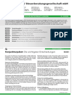 Steuerinformation Landwirtschaft Q2 2020 LHV-Steuerberatungsgesellschaft