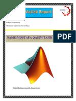 mostafa qasim tahr report