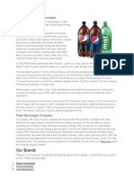 PepsiCo Americas Beverages