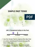 03 SIMPLE PAST TENSE