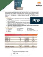 DIESEL TURBO UHPD MID SAPS 10W40 SCHEDA TECNICA.pdf