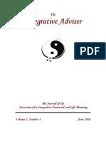 Integrative Adviser No 0101