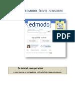 Tutoriel Edmodo (élève) - S'inscrire