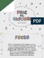 PDIC vs. Gidwani