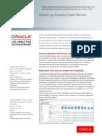 Oracle Log Analytics Cloud Service