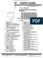 MX-M283N Series Parts List.pdf