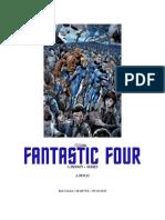 Marvel's Fantastic Four - A Disney + Series Pitch