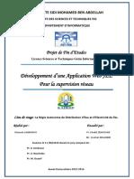 Developpement d'une Applicatio - LAHMAMSI Khaoula_3233.pdf