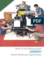 Original Heidelberger Tiegel - WFDMM