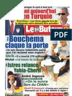 LE BUTEUR PDF du 13/01/2011