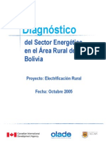 Diagnostico Energia Rural Bolivia
