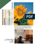 SSD Report One day workshop Plan Chakwal.pdf