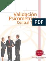 Validacion Psico Metric A