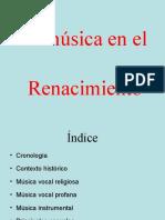Tema 3 - Renacimiento