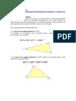 Triangulos y propiedades