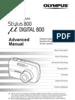 Mjud800 Stylus800 English