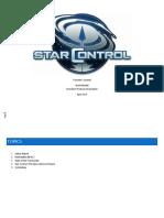 Star Control - April 2018