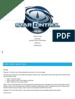 Star Control - Aug 2018