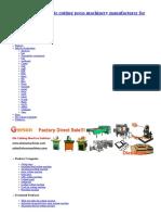 Atom clicker press SE20,SE8,SE20C,SE22,SE24,SE25 - Die cutting machine,die cutting press machinery manufacturer for sale