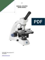 Manual Microscopio BioBlue