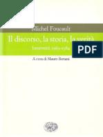 Foucault_ordine del discorso