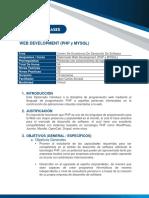 PROGRAMA DE CLASE DEL DIPLOMADO WEB DEVELOPMENT (PHP y MYSQL).pdf