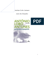 ANTUNES, António Lobo - Auto dos danados.pdf