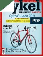 Cykeltidningen Kadens # 1, 2011