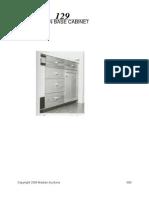 Kitchen Base Cabinet