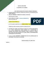 INSTRUCCIONES PARA EL EXAMEN