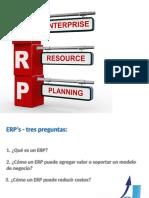 2. ERPs