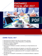 1 SEMINARIO CIERRE FISCAL 2017 7FEB2018 FINAL