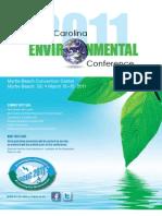 2011 South Carolina Environmental Conference
