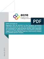 ECRE-Comments-on-the-Dublin-III-Regulation_March-2015