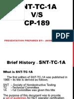 SNT-TC-1A vs cp-189.pptx