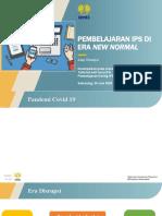 1. Webinar IPS New