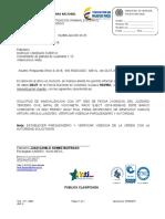 REPUESTA GECOP HDV953