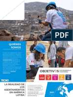 ¿Cómo articular la ayuda humanitaria_ TECHO PERÚ