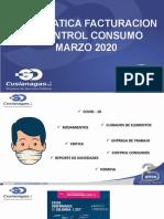SISTEMATICA MARZO 2020