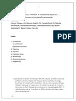 Consenso de Diagnóstico y tratamiento de los trastornos deglutorios y nutricionales de las pacientes con Accidente Cerebrovascular.
