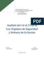 analisis del 16 al 33