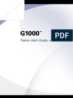 G1000 Trainer User Guide